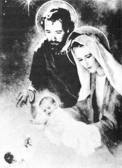 Jesus Marie et Joseph