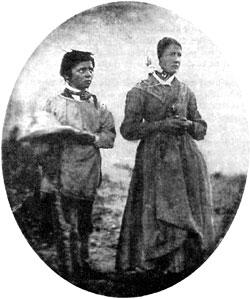 Maximin et Mélanie